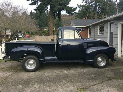 1952 Chevrolet 3100 for sale 100839058