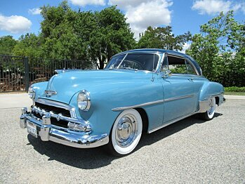 1952 Chevrolet Bel Air for sale 100990183
