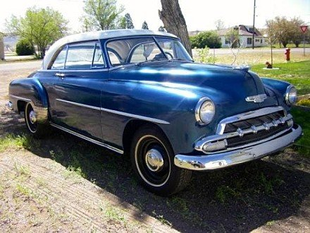 1952 Chevrolet Bel Air for sale 101018594