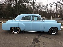 1952 Chevrolet Custom for sale 101026401