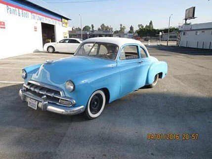 1952 Chevrolet Deluxe for sale 100801158