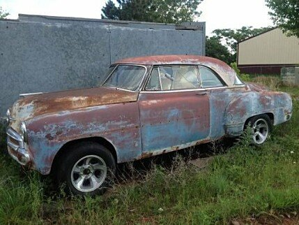 1952 Chevrolet Deluxe for sale 100802345