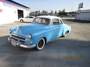 1952 Chevrolet Deluxe for sale 100824041