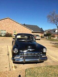 1952 Chevrolet Fleetline for sale 100824007