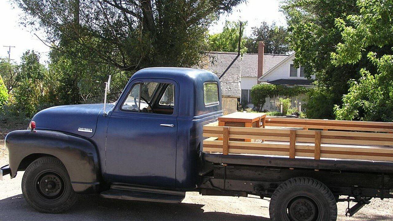 1952 Chevrolet Other Chevrolet Models for sale 100837558