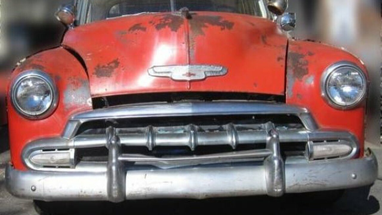 1952 Chevrolet Other Chevrolet Models for sale 100842043