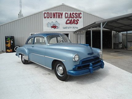 1952 Chevrolet Other Chevrolet Models for sale 100748612
