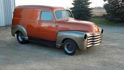 1952 Chevrolet Other Chevrolet Models for sale 100896721