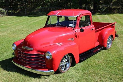 1952 Chevrolet Other Chevrolet Models for sale 100913261