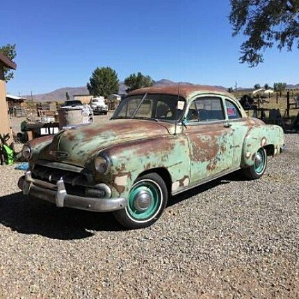 1952 Chevrolet Other Chevrolet Models for sale 101046016