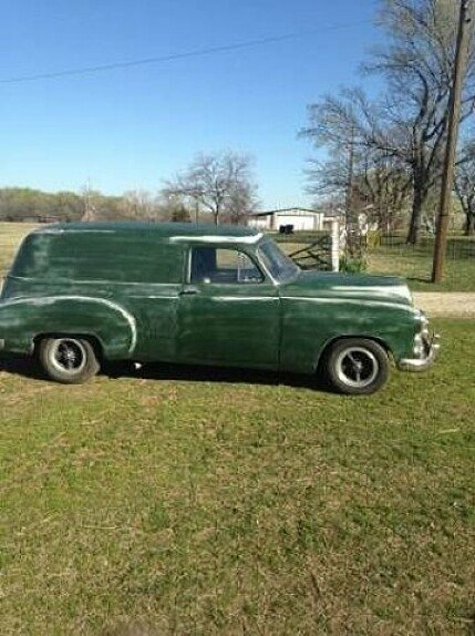 1952 Chevrolet Sedan Delivery for sale 100823822