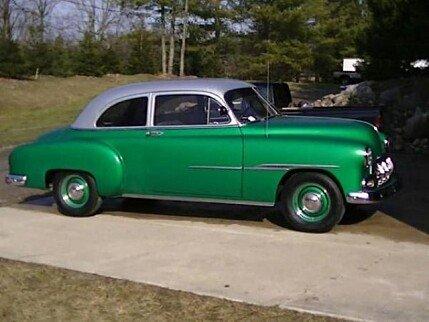1952 Chevrolet Styleline for sale 100799749