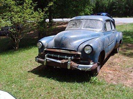 1952 Chevrolet Styleline for sale 100824113