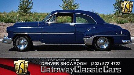 1952 Chevrolet Styleline for sale 100905940