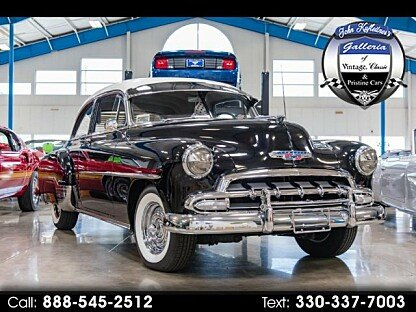 1952 Chevrolet Styleline for sale 101040122