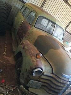 1952 Chevrolet Suburban for sale 100823941
