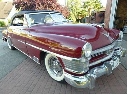 1952 Chrysler New Yorker for sale 100823987