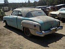 1952 Chrysler Windsor for sale 100823785
