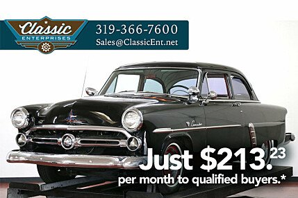 1952 Ford Customline for sale 100789036