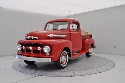 1952 Ford F1 for sale 100732907