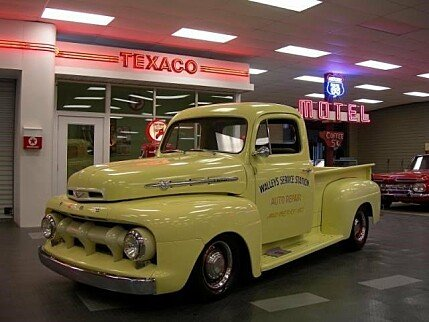 1952 Ford F1 for sale 100777710