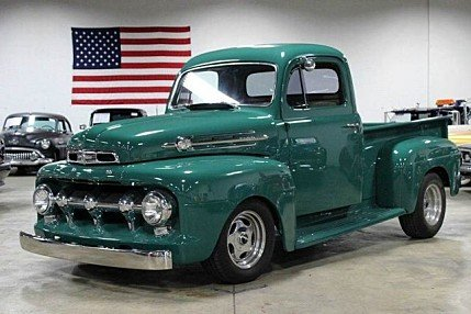 1952 Ford F1 for sale 100797878