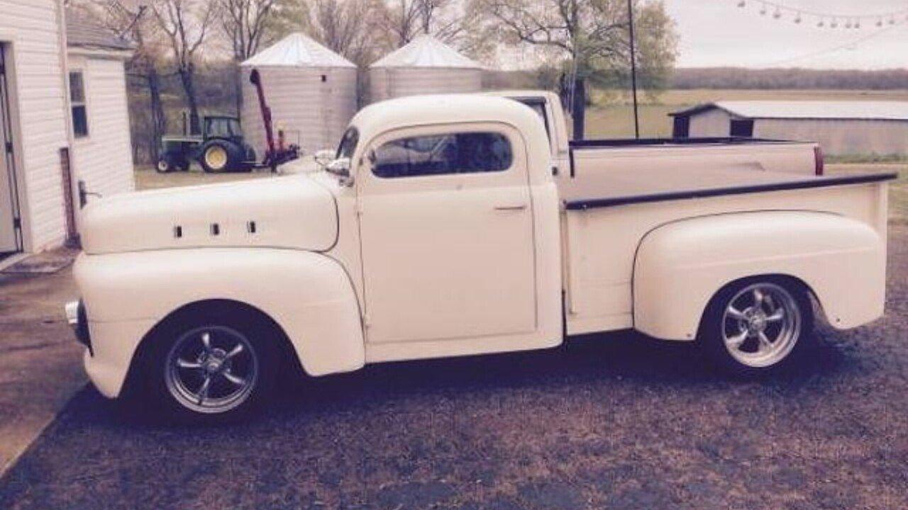 1952 Ford F1 for sale near Cadillac, Michigan 49601 - Classics on ...