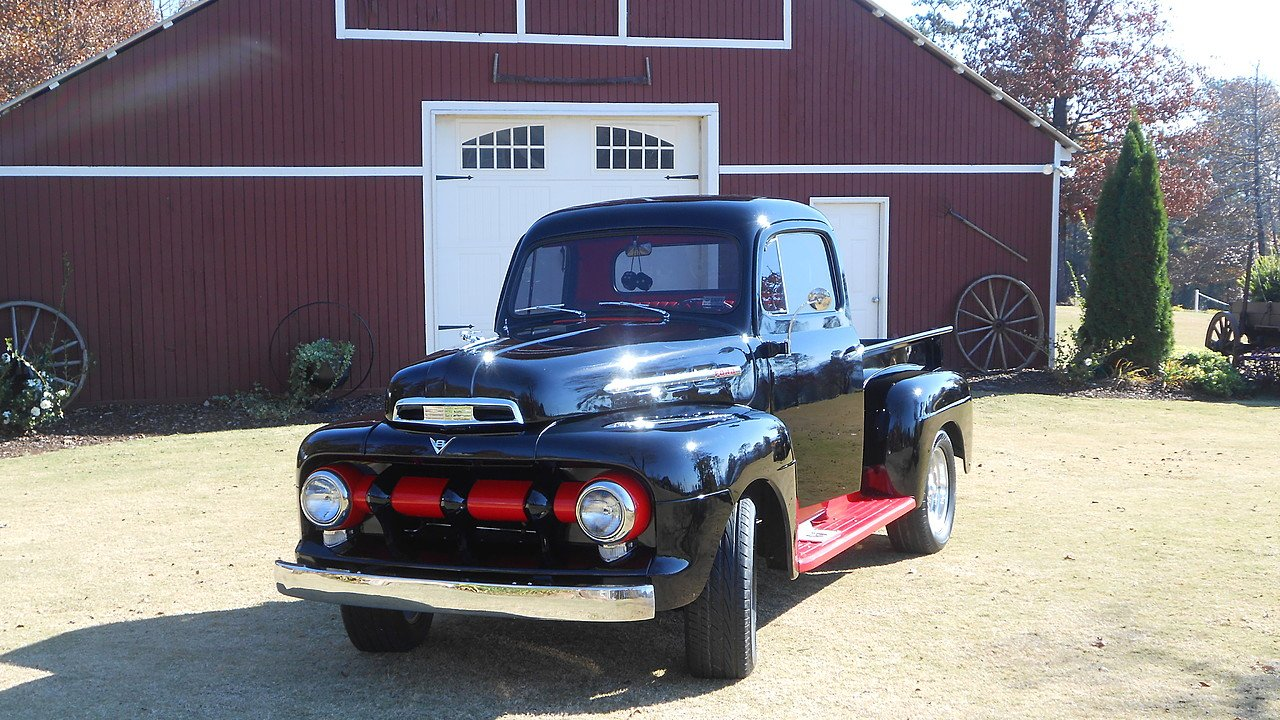 1950 ford f100 for sale craigslist - 1952 Ford F1