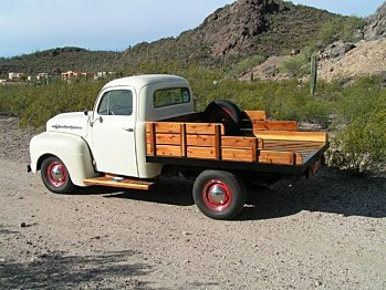 1952 Ford F1 for sale 100985249
