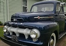 1952 Ford F1 for sale 100879303