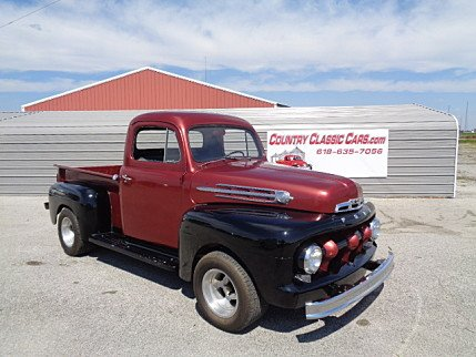 1952 Ford F1 for sale 100905909