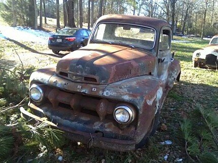 1952 Ford F1 for sale 100934645