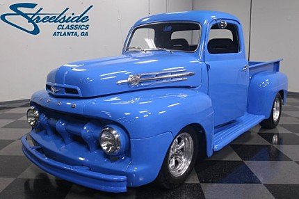 1952 Ford F1 for sale 100957340