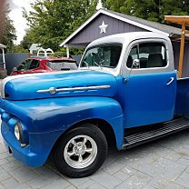 1952 Ford F1 for sale 100991212
