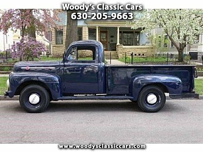 1952 Ford F2 for sale 100768564