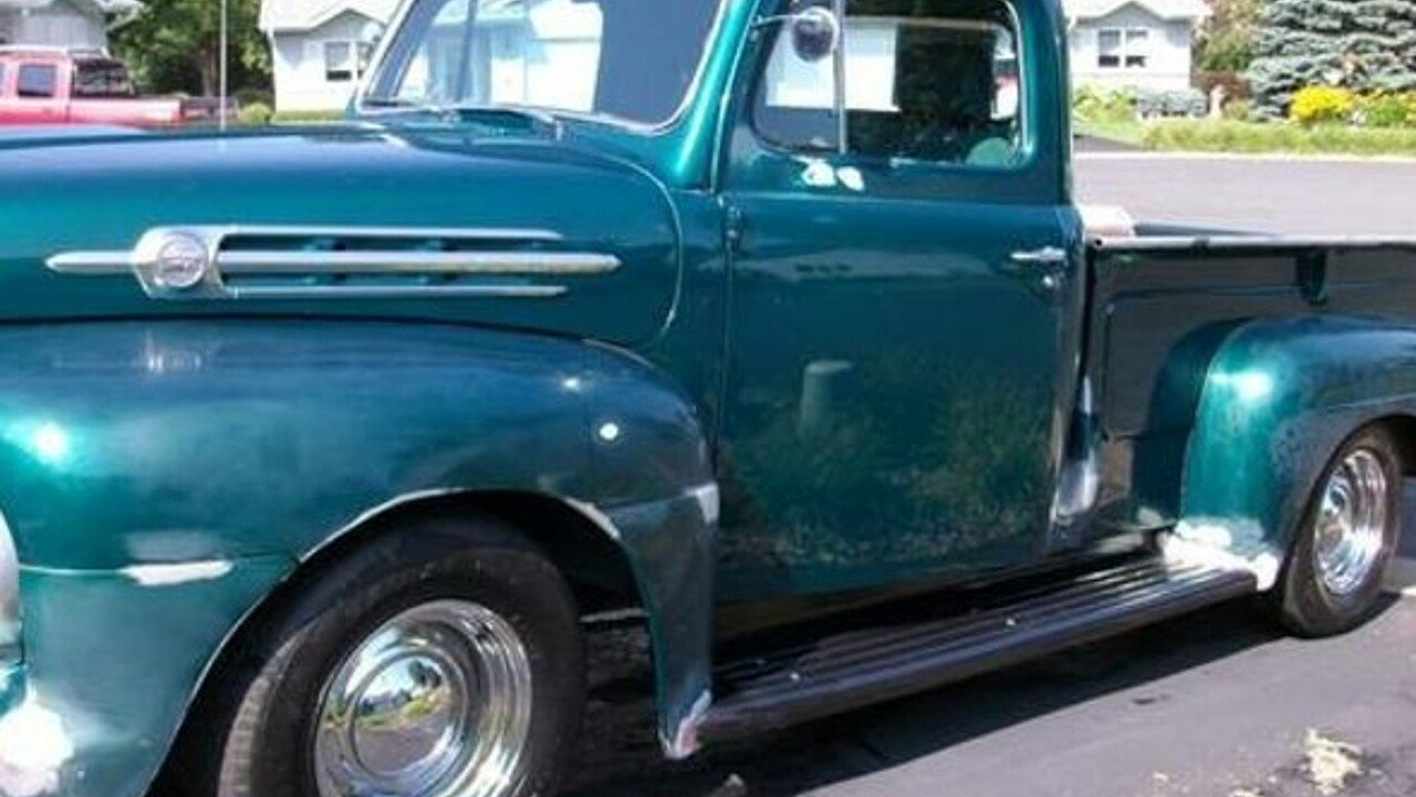 1952 Ford F2 for sale 101022294
