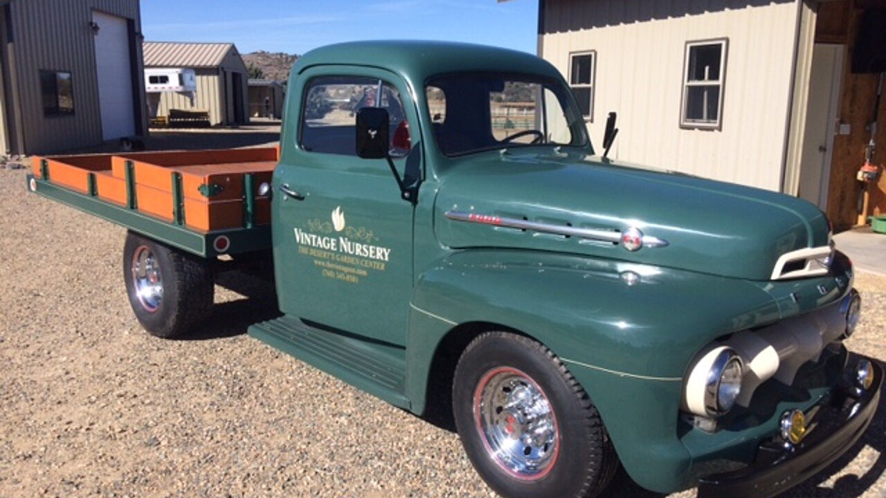 1952 Ford F3 for sale 100957000