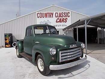 1952 GMC Pickup for sale 100751935