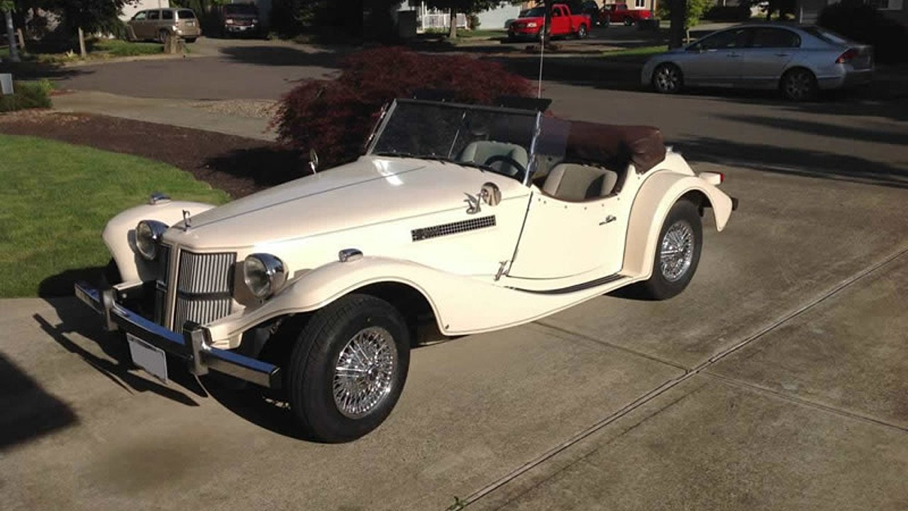 1952 MG MG-TD Replica for sale 100855982