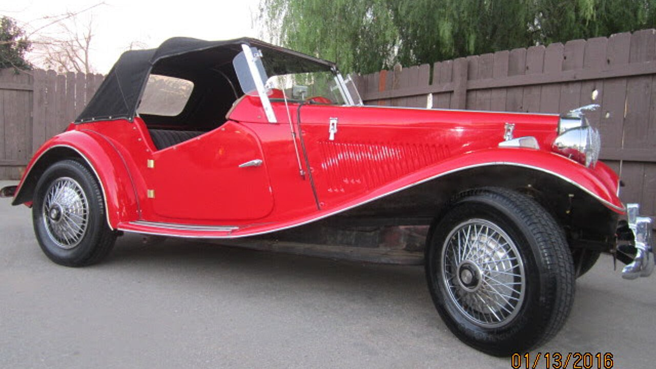 MG Kit Cars and Replicas for Sale - Classics on Autotrader