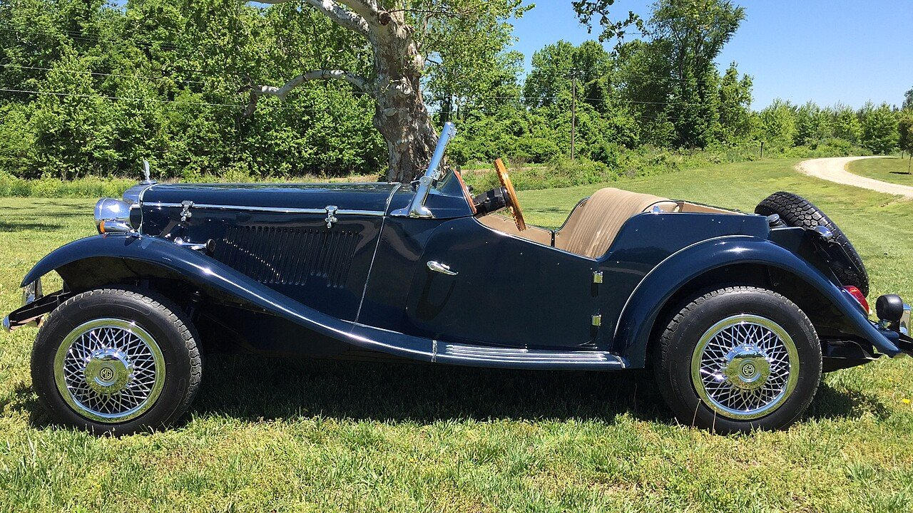 1952 MG MG-TD Replica for sale near Estero, Florida 34135 - Classics ...