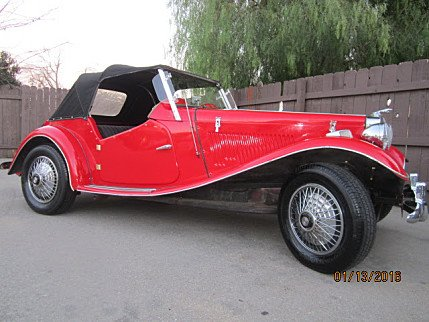 1952 MG MG-TD Replica for sale 100853529