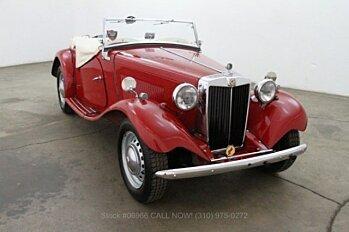 1952 MG MG-TD for sale 100766912