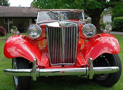 1952 MG MG-TD for sale 100771063