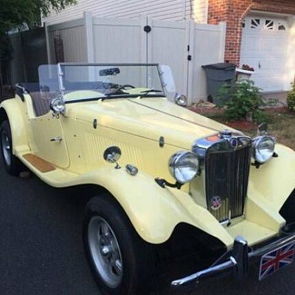 1952 MG MG-TD for sale 100823884