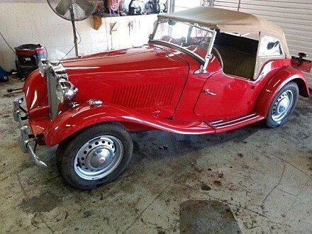 1952 MG MG-TD for sale 100823970