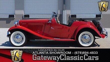 1952 MG MG-TD for sale 100854985
