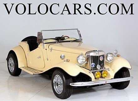 1952 MG MG-TD for sale 100865591
