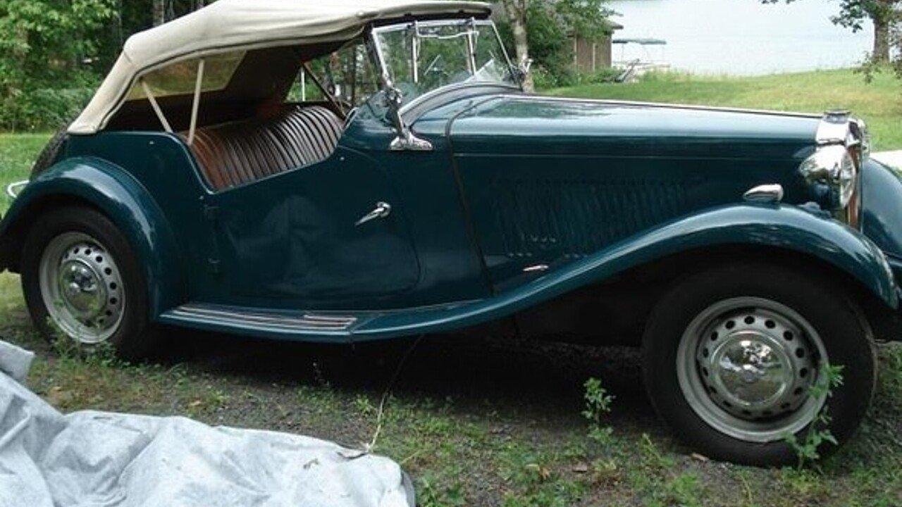1952 MG MG-TD for sale near LAS VEGAS, Nevada 89119 - Classics on ...