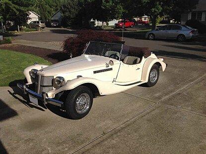 1952 MG MG-TD for sale 100819049